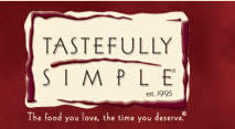 Tastefully Simple by Kelly Fagen