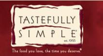 Tastefully Simple by Kelly Fagen