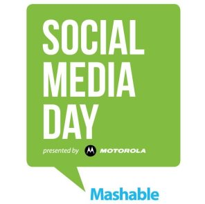 Mashable Social Media Day Logo