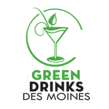 green drinks des moines logo